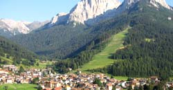 Holidays in Val di Fassa
